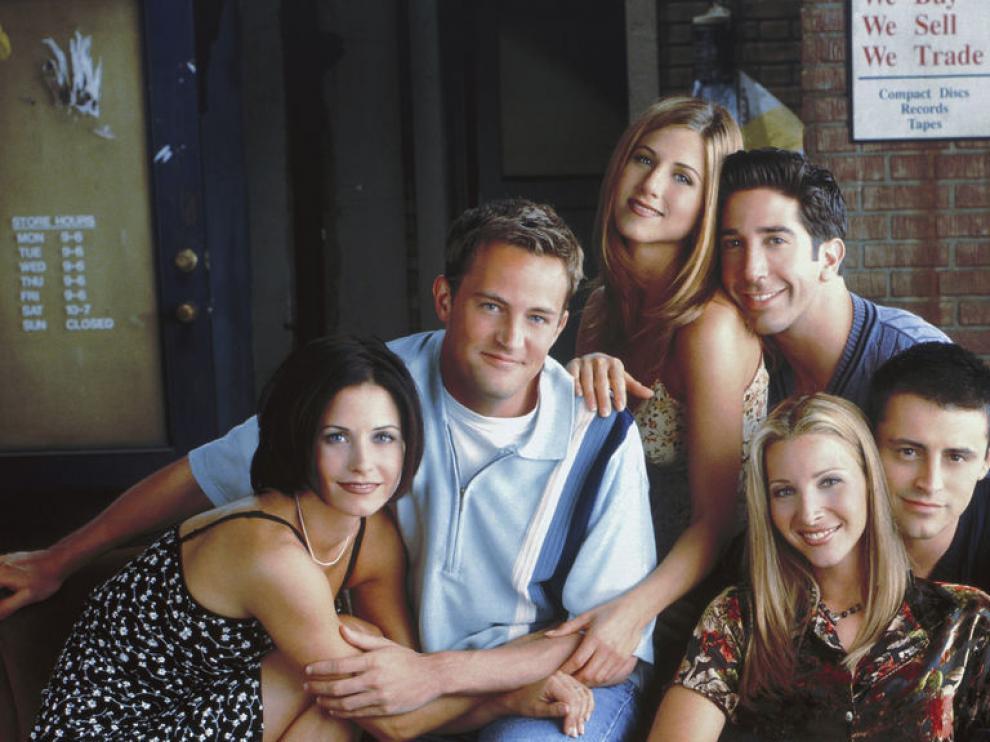 ¿Quién no ha visto alguna vez un capítulo de Friends?