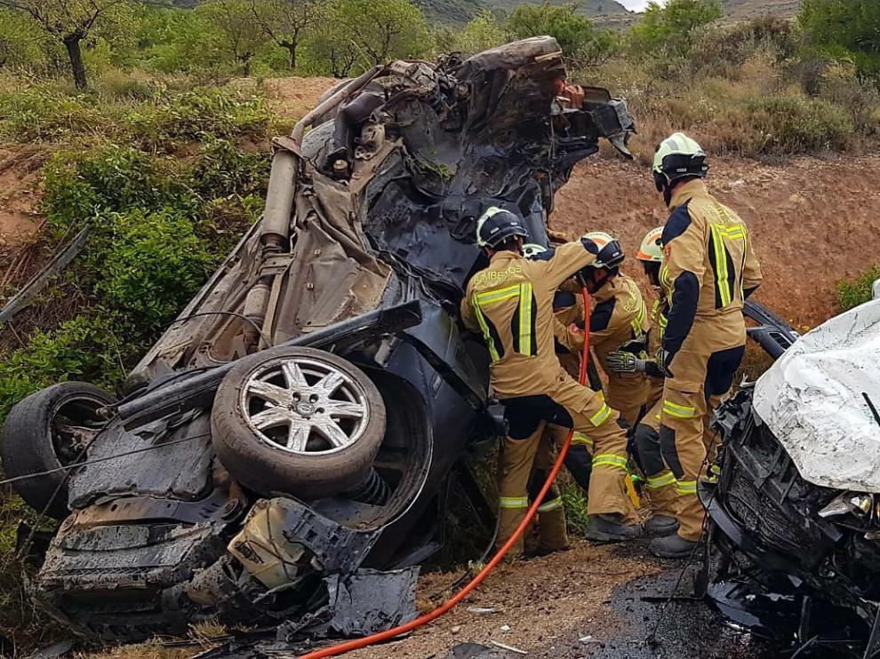 La mayoría de positivos (72,3%) corresponde a conductores que fallecieron a una edad de entre 25 y 55 años.