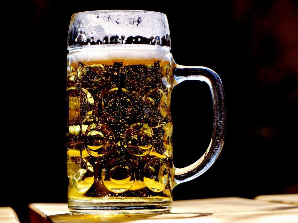 La cerveza es una de las bebidas fermentadas más consumidas.