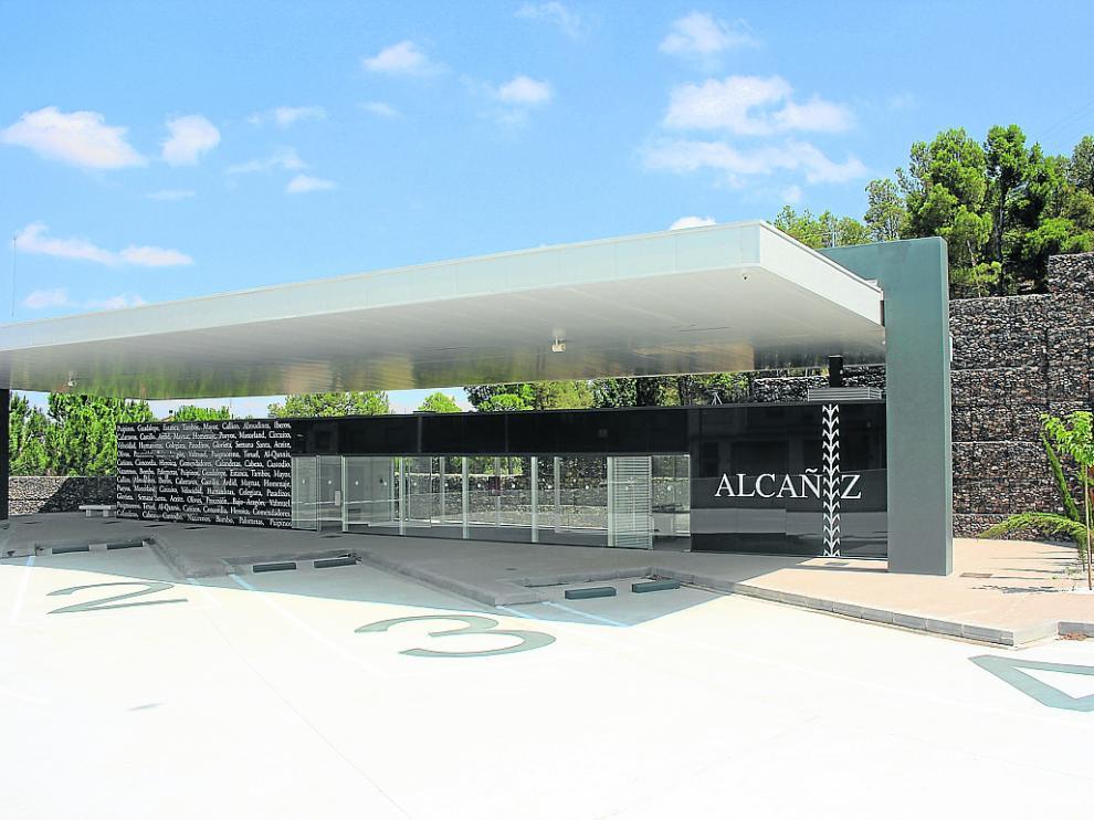 La estación de autobuses, a la espera de su apertura durante las próximas semanas.