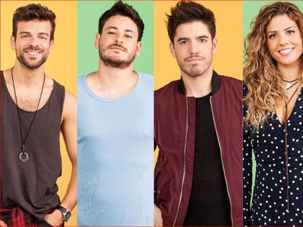 Ricky, Cepeda, Roi, Miriam y Ana Guerra actuarán en Zaragoza
