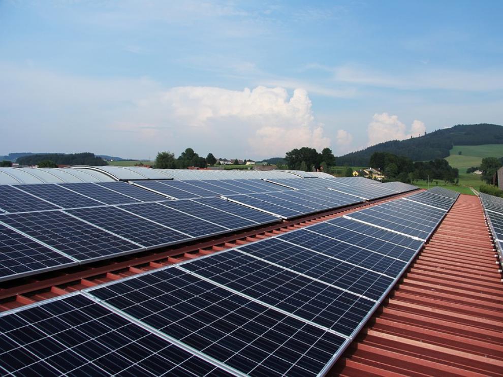 La energía solar en España no está muy extendida