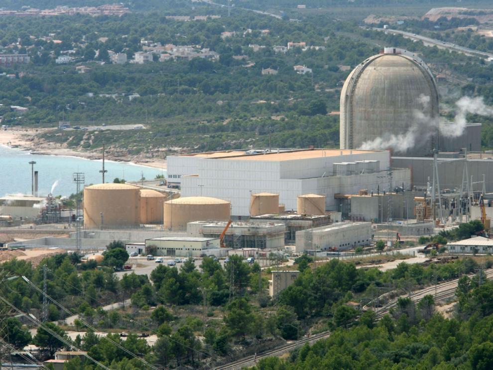 La central nuclear Vandellós II.