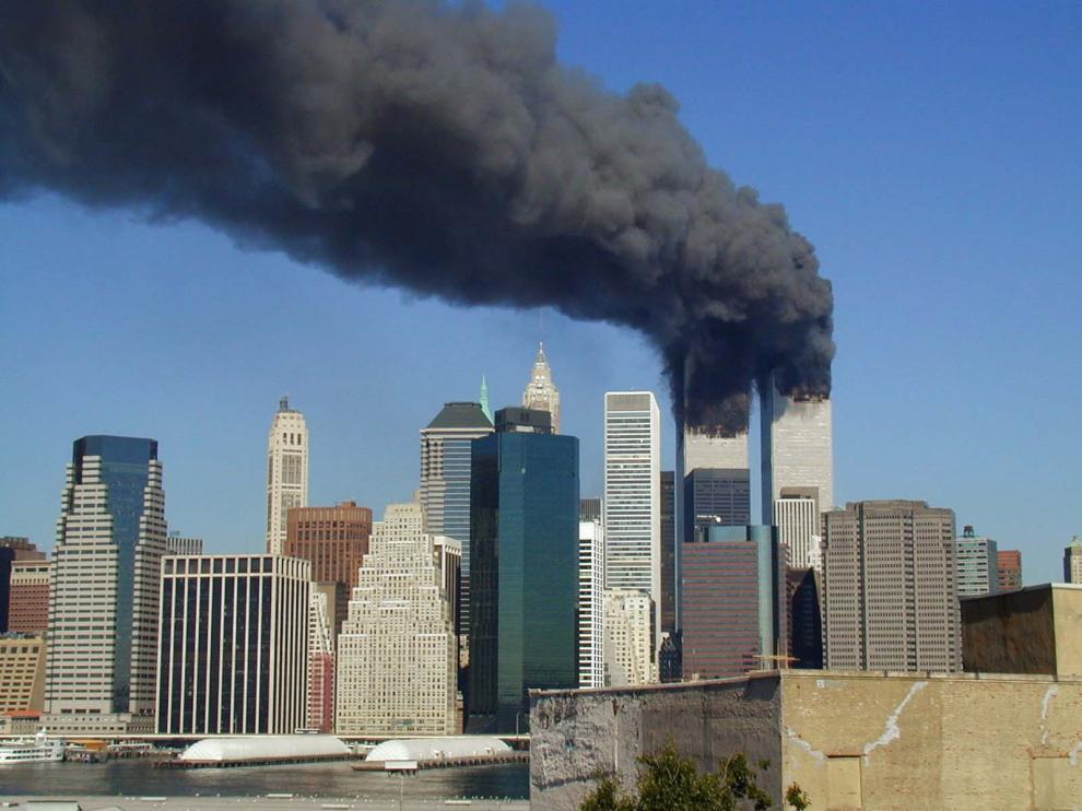 El peor ataque terrorista de la historia de Estados Unidos dejó cerca de 3.000 muertos.