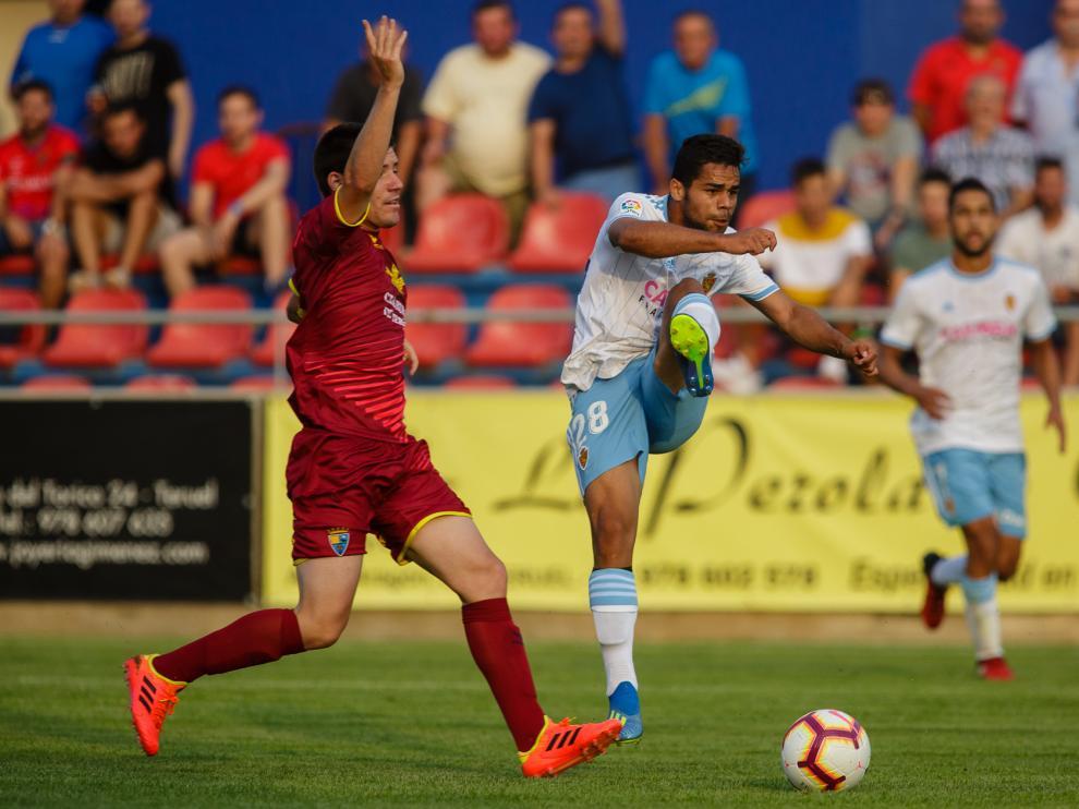 CD Teruel - Real Zaragoza
