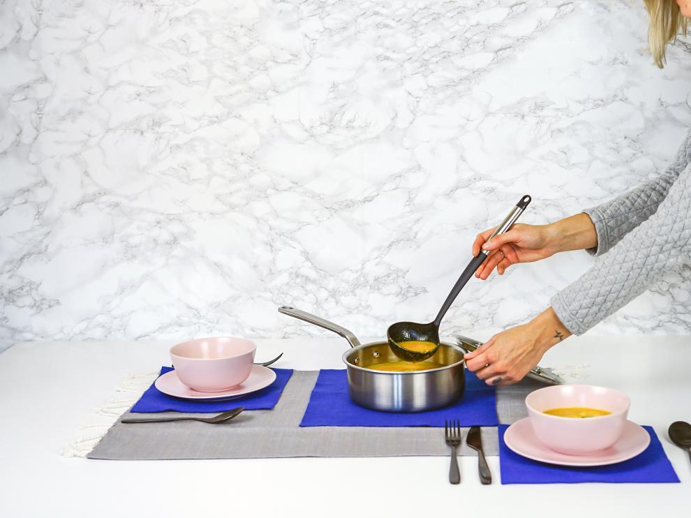 Las cremas son una opción saludable que pueden elaborarse y congelarse sin problema.