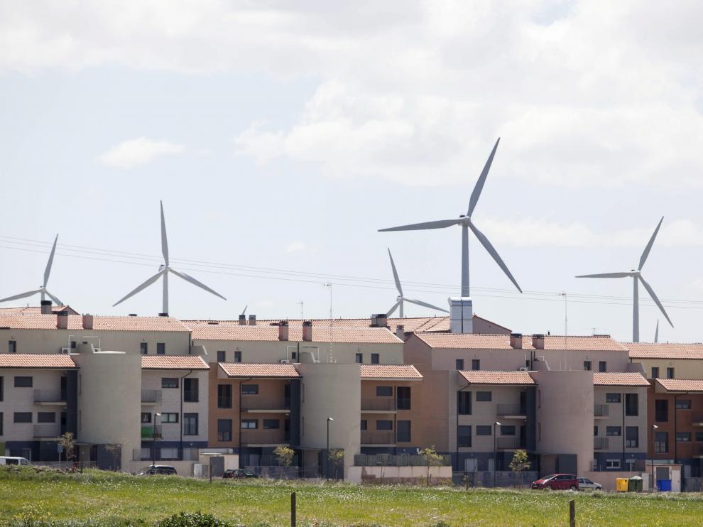 La Muela, el municipio aragonés con mayor deuda acumulada según el Ministerio de Hacienda.
