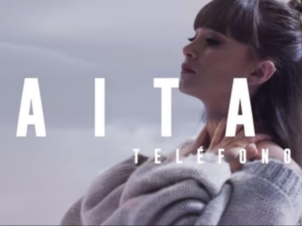 Videoclip 'Teléfono' de Aitana Ocaña