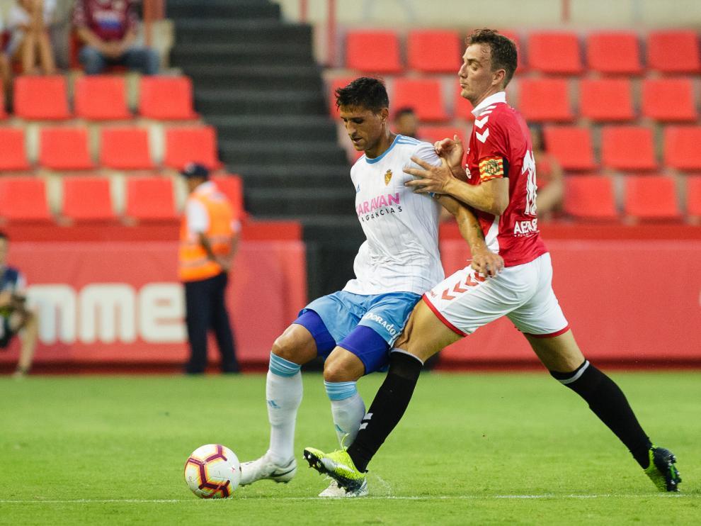 Nástic de Tarragona - Real Zaragoza