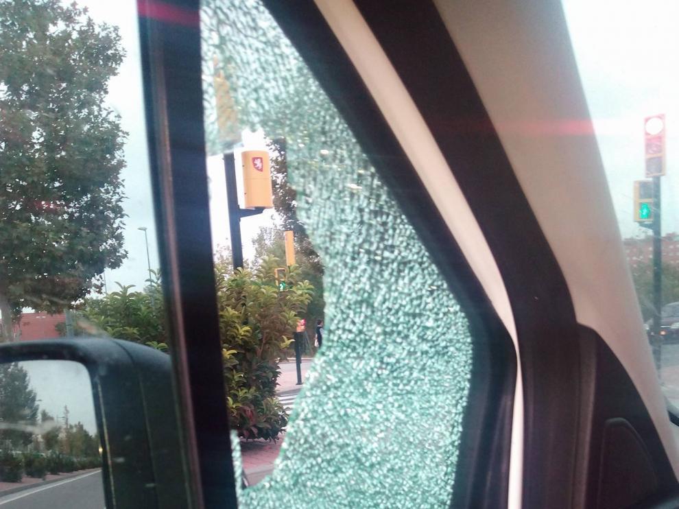 Los robos en vehículos se registran en Parque Goya desde hace años.
