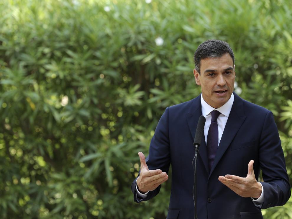Cronología de los 100 días de Pedro Sánchez al frente del Gobierno