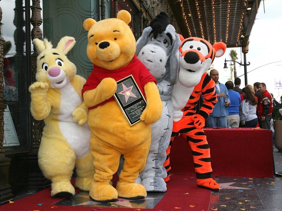 La Policía pide al Winnie the Pooh de la Puerta del Sol que no coincida con Xi Jinping