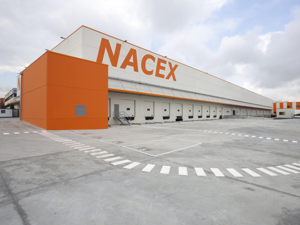 La compañía envío de correo y paquetería nacional NACEX