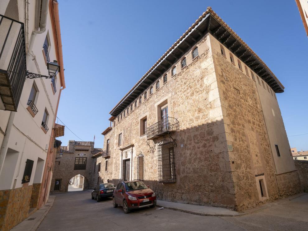 Palacio de los Monterde