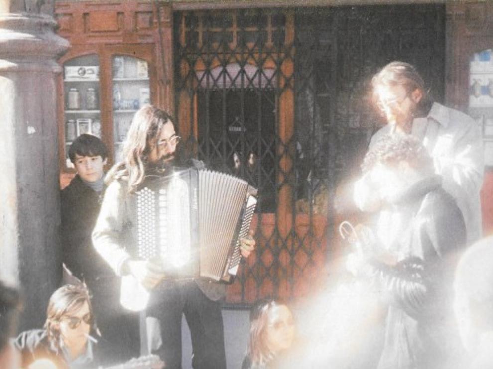 Chicotén, el origen del folk moderno aragonés