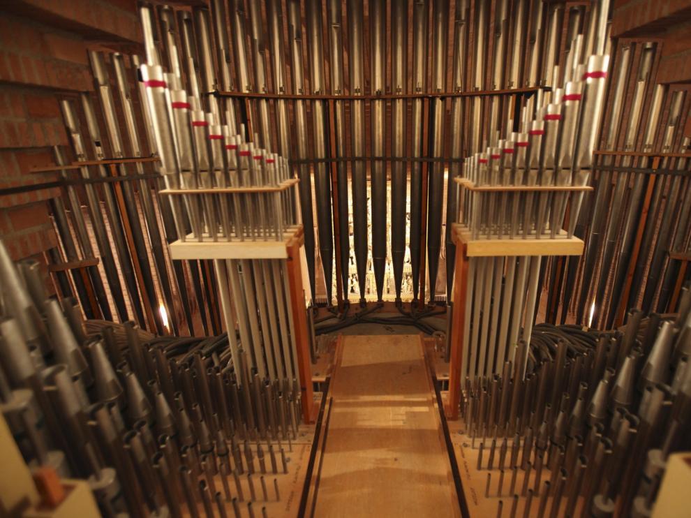 El Santuario de Torreciudad alberga el Ciclo Internacional de Órgano.