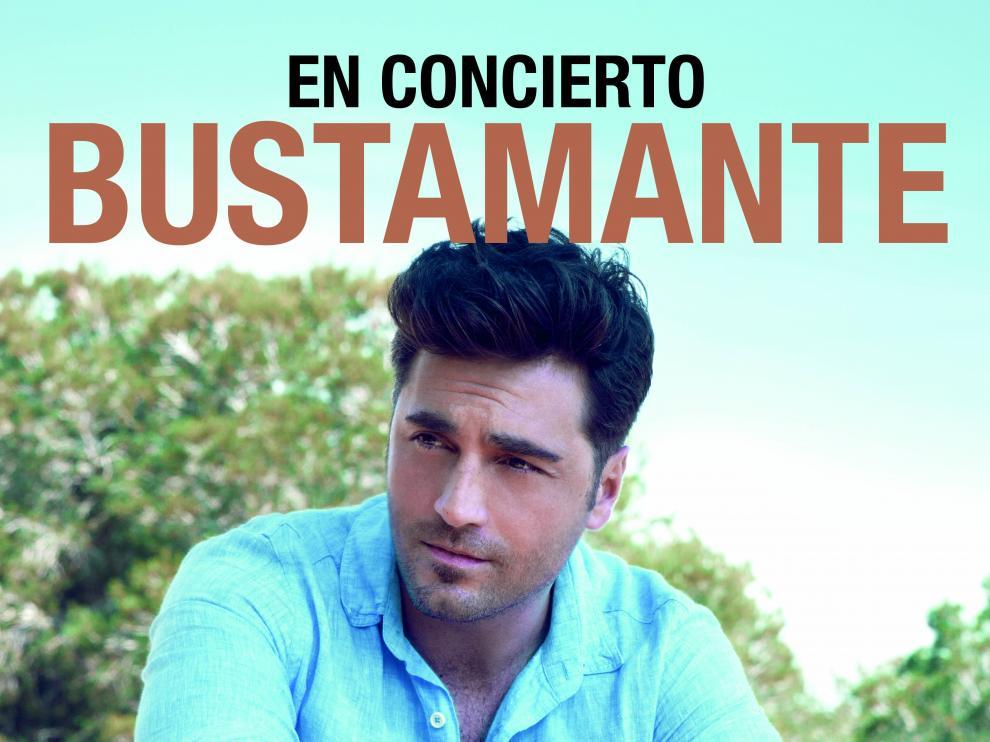 David Bustamante ofrecerá en Graus un concierto