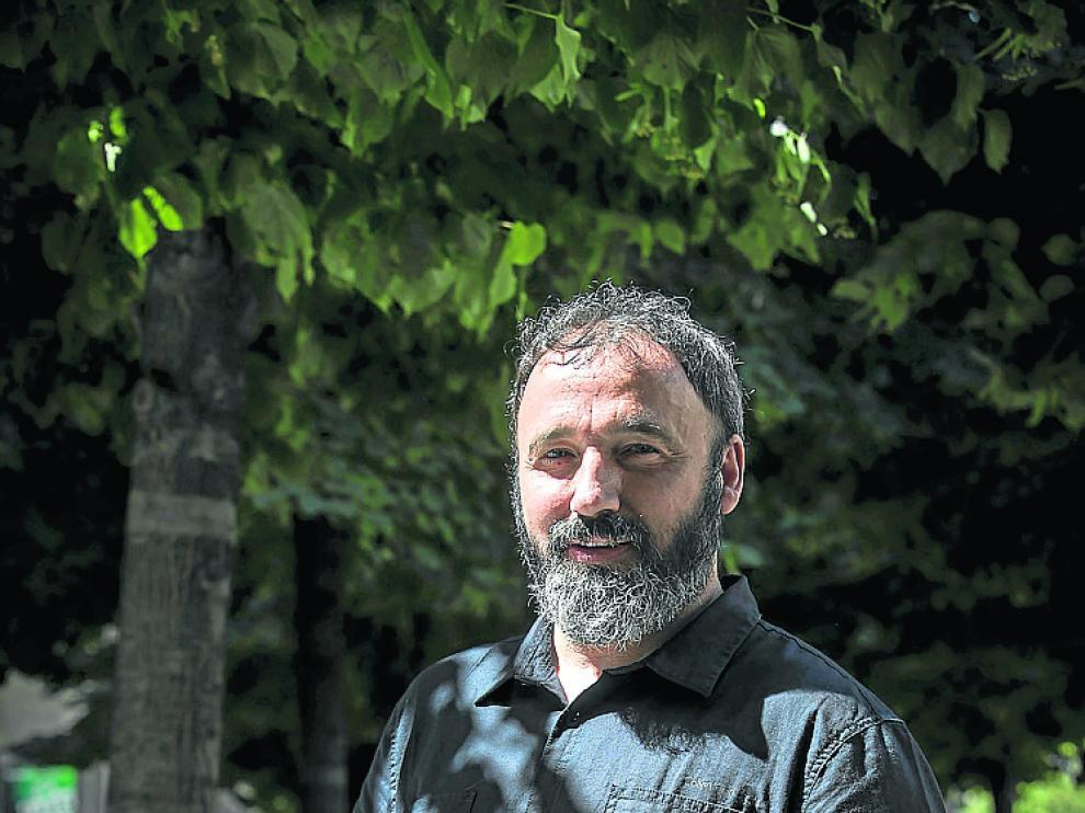 El psicólogo clínico y profesor universitario Santiago Boira.