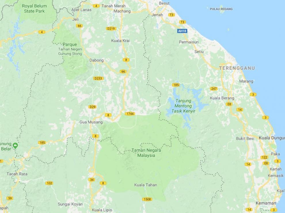 El fiscal ha admitidoque se trata de un fallo sin precedentes en el estado de Terengganu.