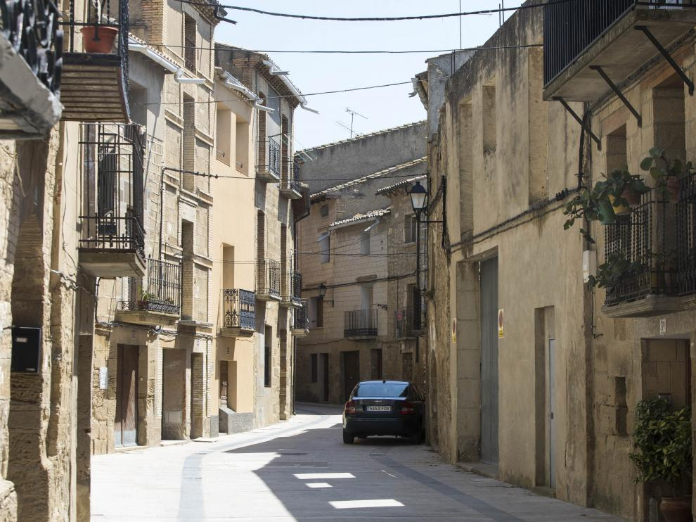 Calle de Sádaba