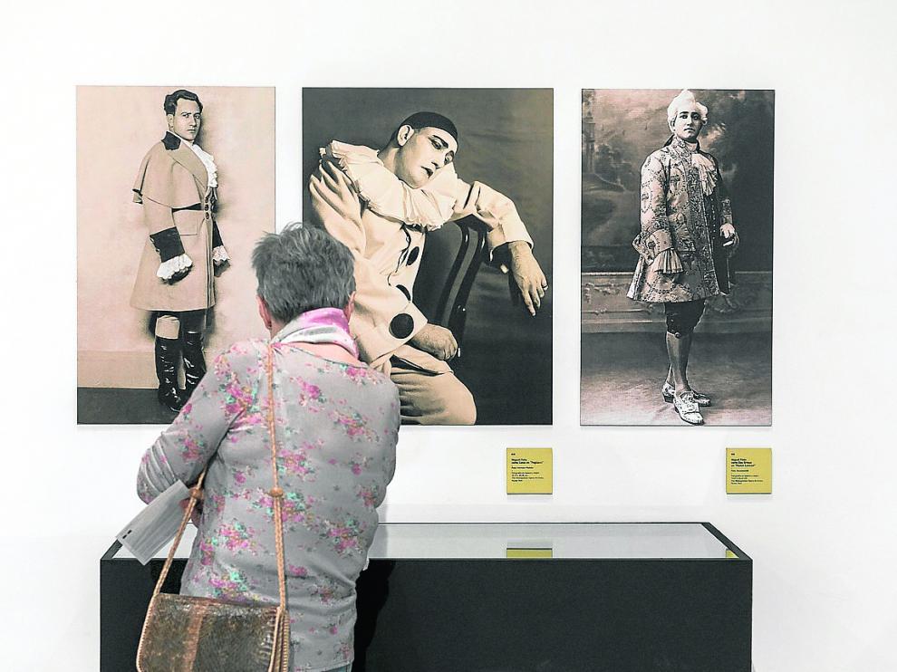 La pasada primavera, Fleta fue objeto de una exposición en el museo Pablo Serrano.