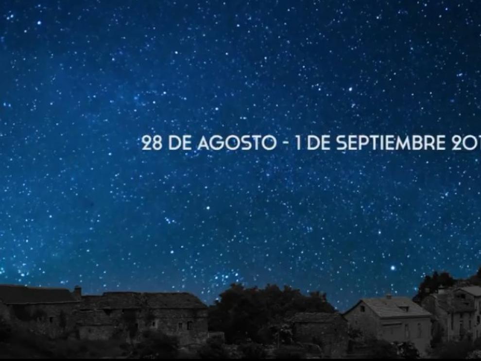 """La Muestra de Cine de Ascaso, """"la más pequeña del mundo"""", celebrará su séptima edición en esta aldea del municipio de Boltaña entre el 28 de agosto y el 1 de septiembre."""