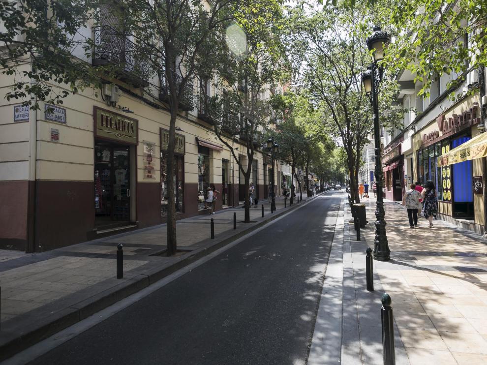 El tramo afectado es el comprendido entre Echegaray y la calle Mayor.