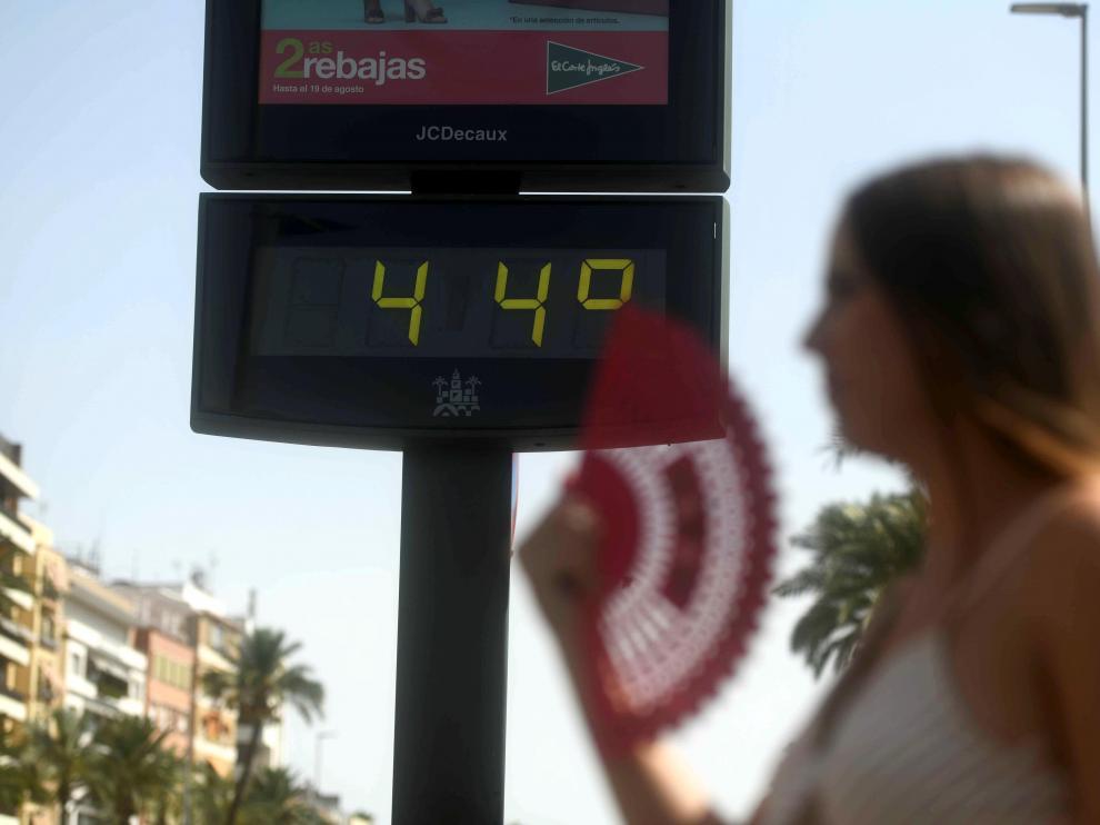 Entre el 24 de julio y el 13 de agosto, los sanitarios catalanes comunicaron 67 casos de personas afectadas por golpes de calor.