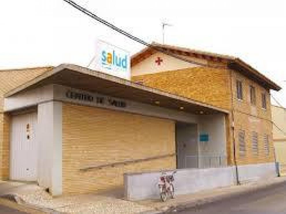 Centro de salud de María de Huerva