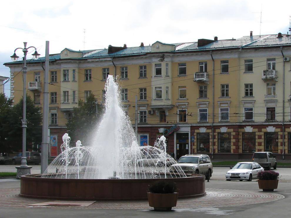 El insólito episodio tuvo lugar en la ciudad siberiana de Kémerovo.