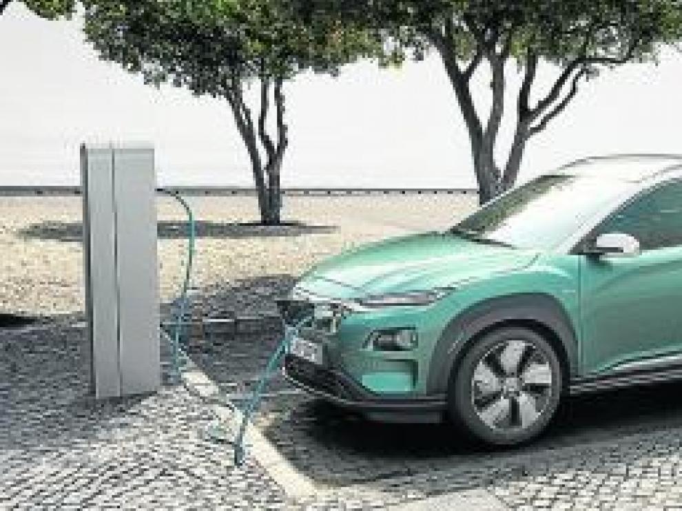 Hyundai Kona, el primer SUV urbano 100% eléctrico