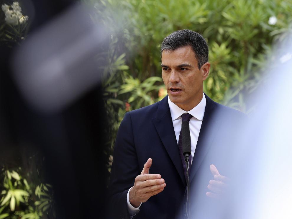 Pedro Sánchez, líder del PSOE y presidente del Gobierno.