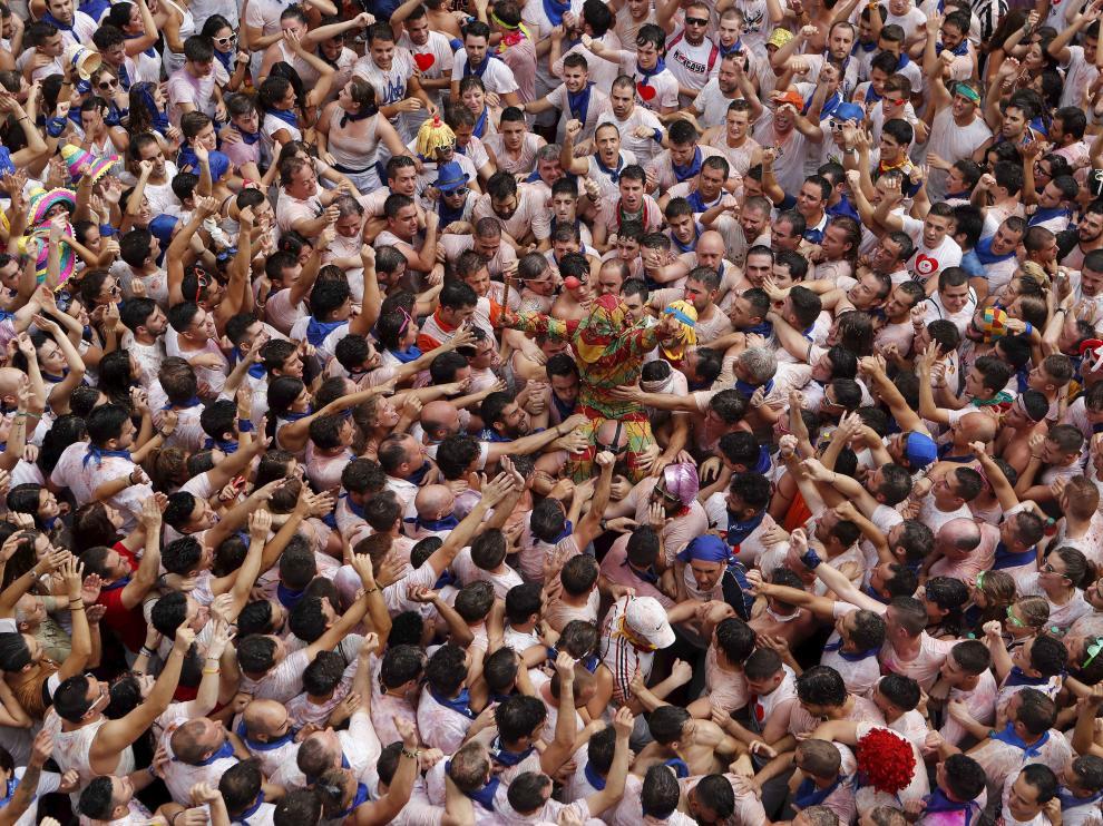 El Cipotegato reúne cada año a miles de personas