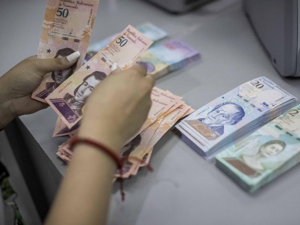 El bolívar soberano, la nueva moneda con la que Maduro intenta contener la hiperinflación.