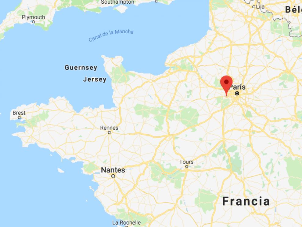 Ha ocurrido en una calle de la localidad francesa de Trappes