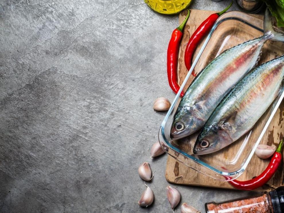 Con un poco de pericia se puede detectar si un pescado es fresco o no.