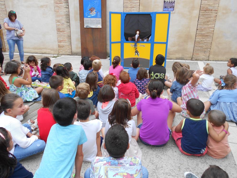 Los niños han escuchado muy atentos todas las explicaciones.