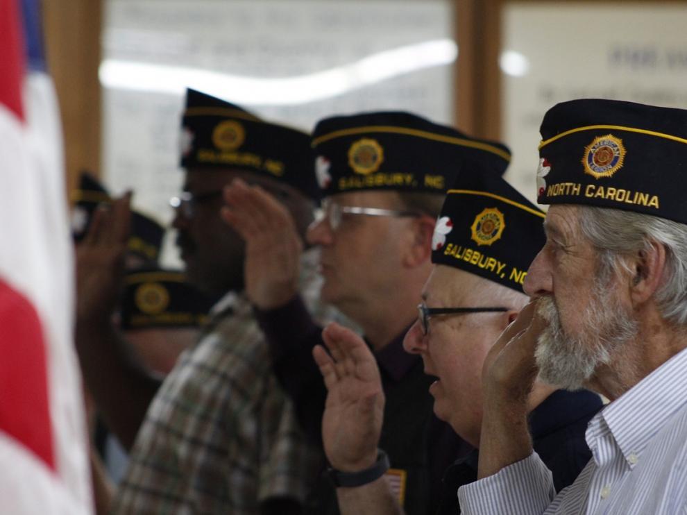 Soldados de la Legión Americana, cuerpo por el cual la bacteria de la legionela recibe su nombre.
