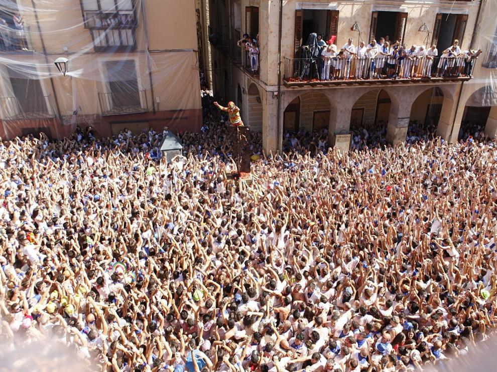 Tarazona celebra el Cipotegato