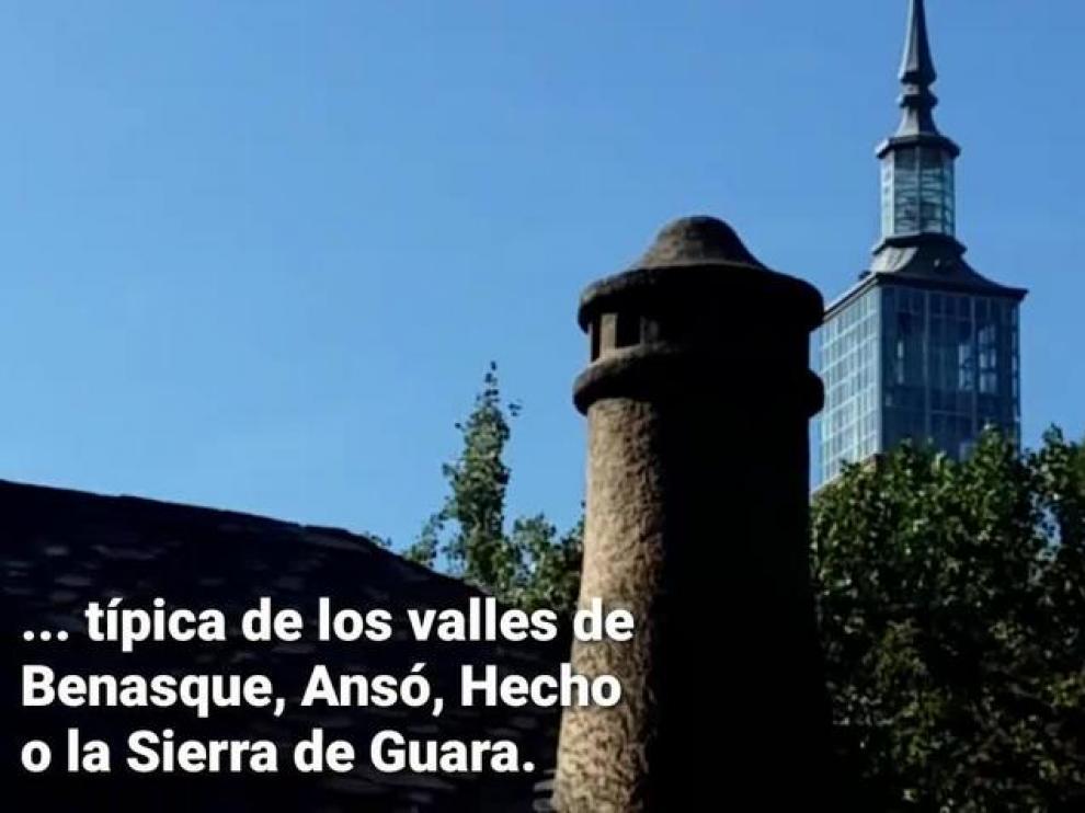 Huesca y Teruel separados por 50 metros