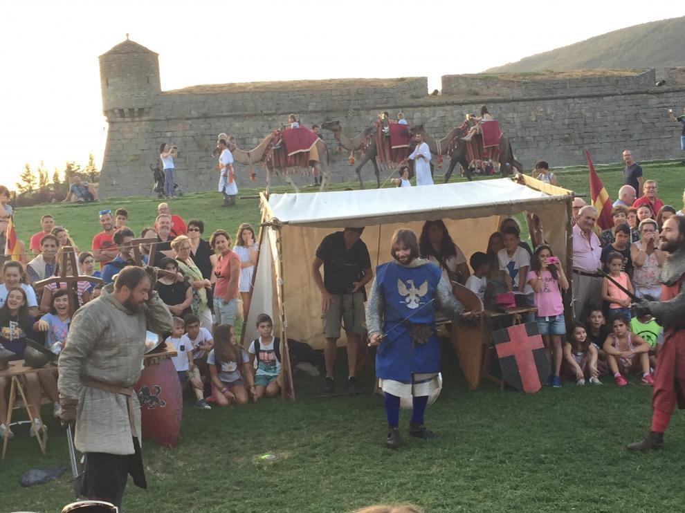 Mercado Medieval de las Tres Culturas en Jaca