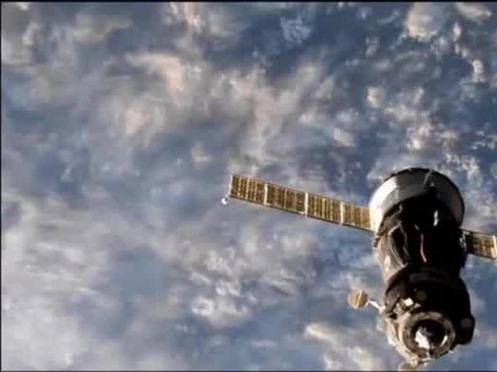 Susto en la Estación Espacial Internacional
