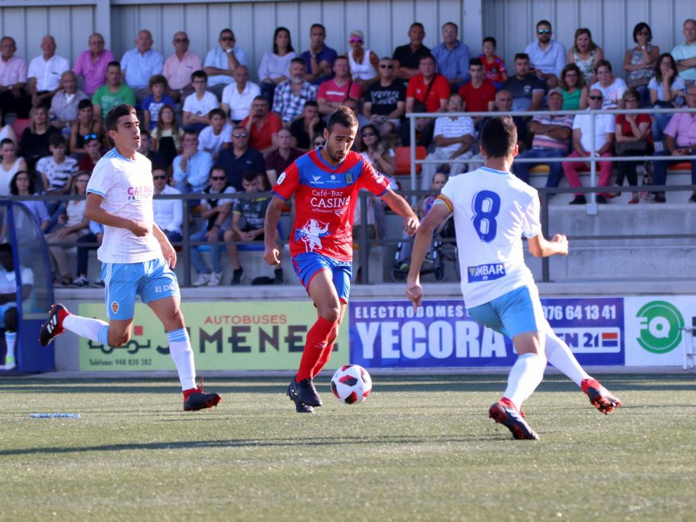 El Tarazona se impuso al RZD Aragón en la primera jornada de liga