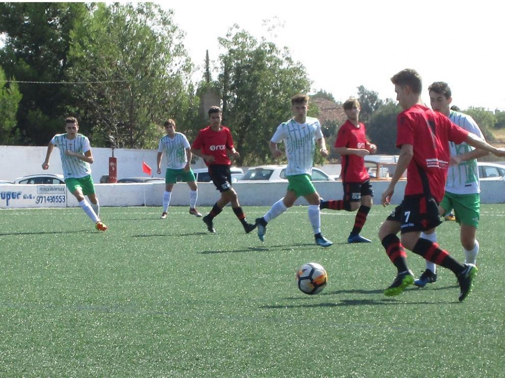 El Olivar arrancó un punto en el primer partido de Liga ante el Penya Arrabal de Mallorca
