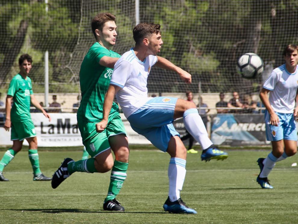 Fútbol. DHJ- Stadium vs. Real Zaragoza