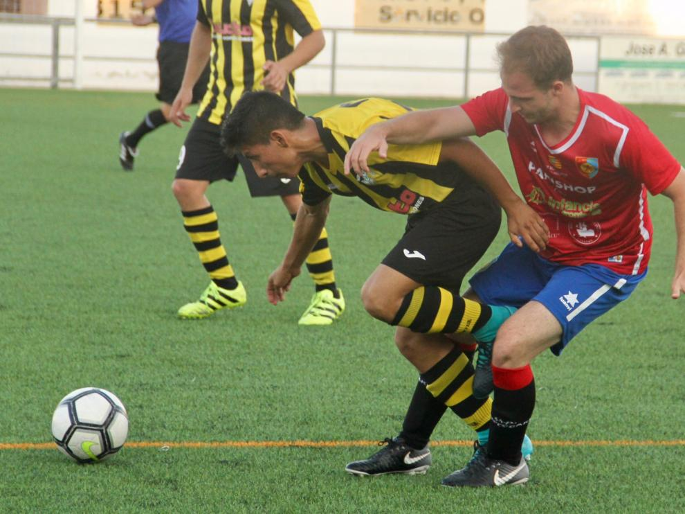 Fútbol. Regional Preferente- Montecarlo vs. Valderrobres
