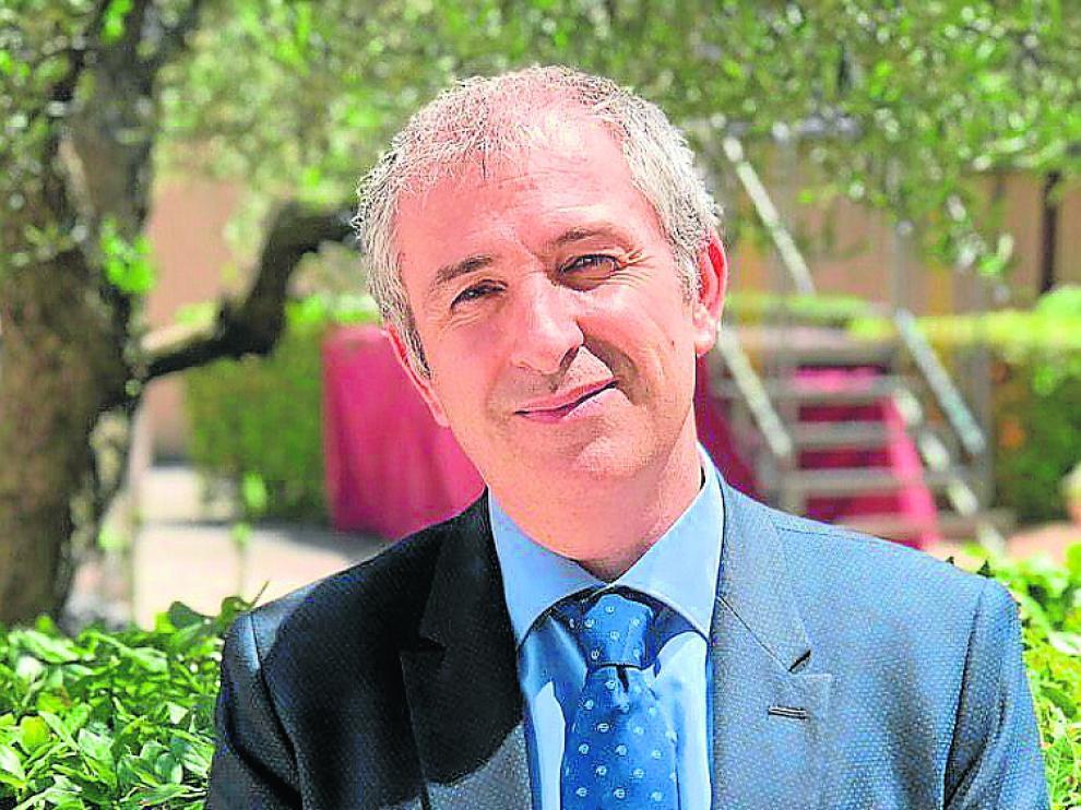 Enrique Ávila participó en el Curso de Verano de la UNED.