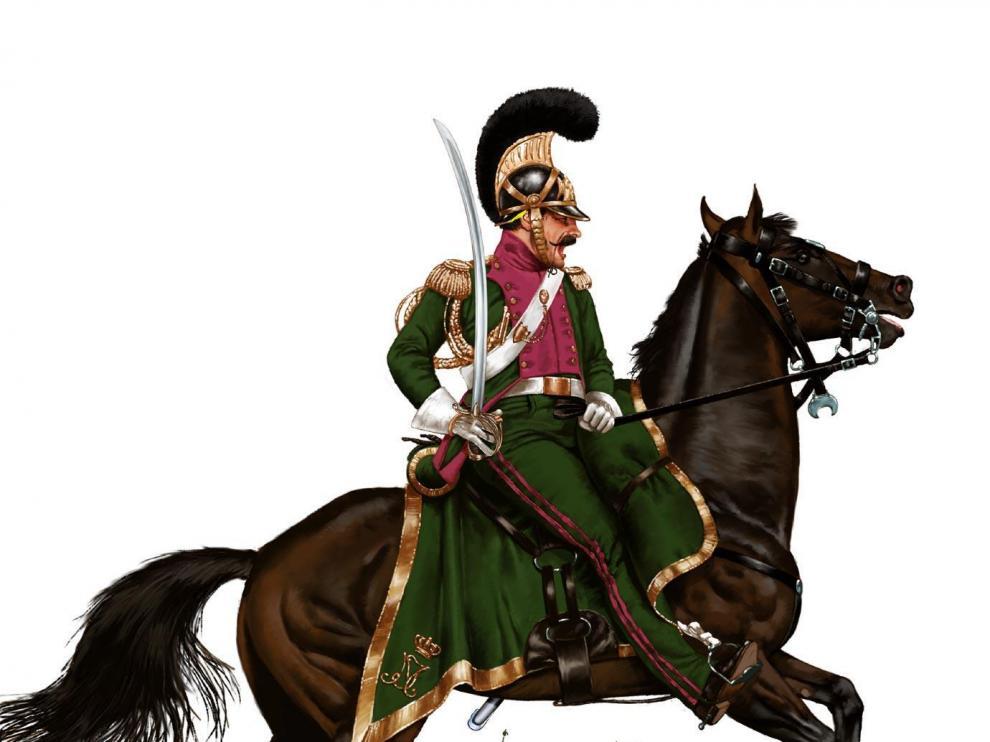 Un estudio sobre el ejército que 'nunca' existió: los españoles que lucharon para José Napoleón