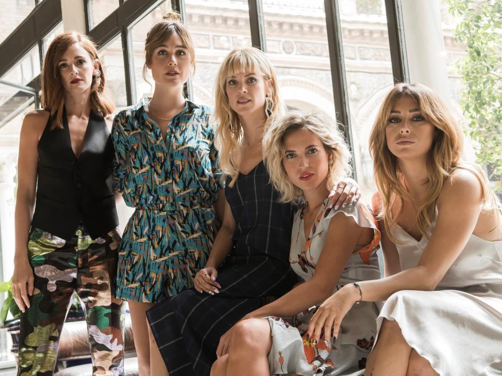 La tercera temporada de 'Las chicas del cable' se estrena el 7 de septiembre.