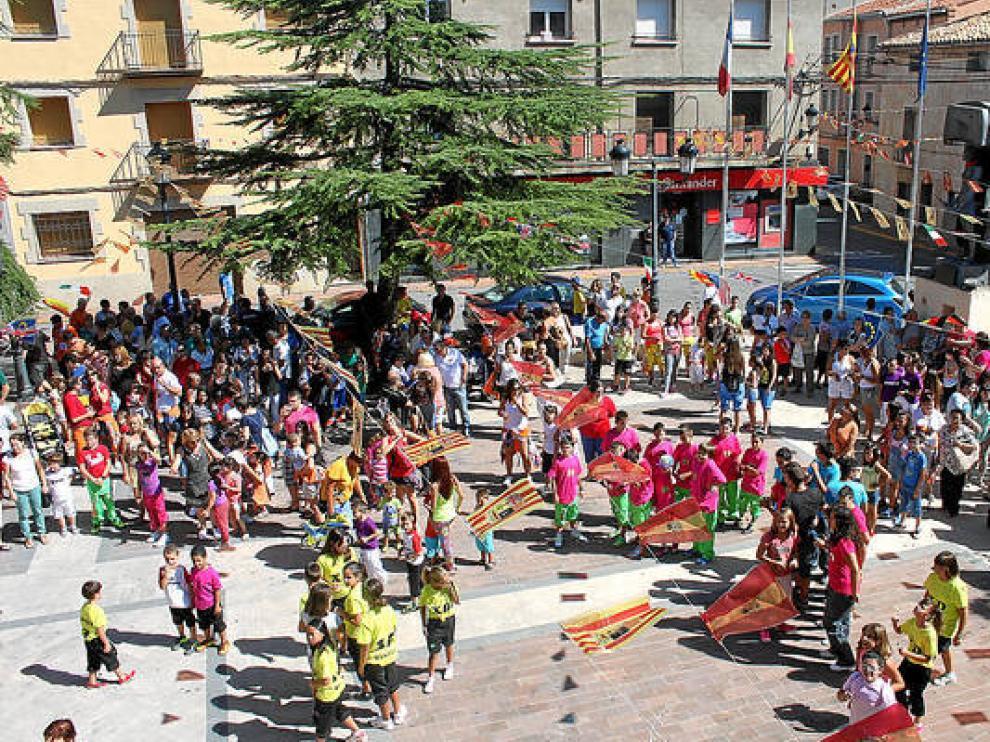 Las fiestas de Utrillas arrancan este miércoles en la plaza del Ayuntamiento.